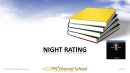 Night Rating